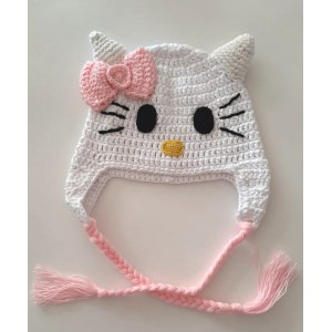 Gorro de Hello Kitty